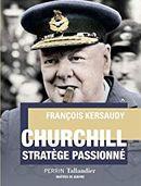 Couverture Churchill stratège passionné