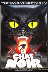 Affiche Le Chat noir