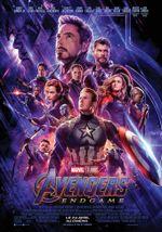 Affiche Avengers : Endgame
