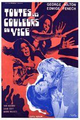 Affiche Toutes les couleurs du vice