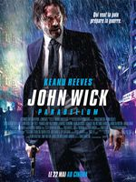 Affiche John Wick : Parabellum