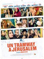 Affiche Un Tramway à Jérusalem