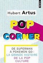 Couverture Pop corner