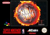 Jaquette NBA Jam: T.E.