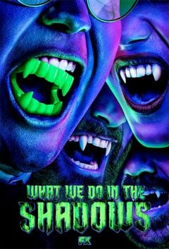 Affiche What We Do In The Shadows
