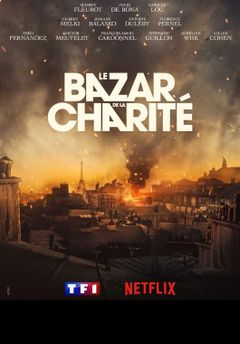 Affiche Le Bazar de la Charité