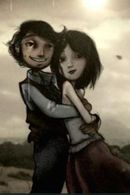 Affiche A Short Love Story in Stop Motion
