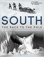 Couverture South - The Race to the Pole