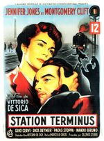 Affiche Station Terminus