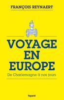 Couverture Voyage en Europe