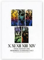 Couverture Final Fantasy : Encyclopédie Officielle Vol. 2