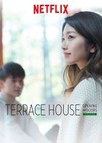Affiche Terrace House : Opening New Doors