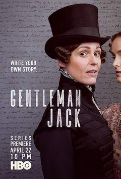 Affiche Gentleman Jack