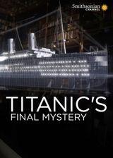 Affiche Titanic : Affaire classée