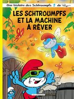 Couverture Les Schtroumpfs et la machine à rêver - Les Schtroumpfs, tome 37