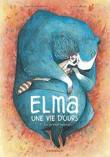 Couverture Le Grand voyage - Elma, une vie d'ours, tome 1