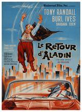 Affiche Le Retour d'Aladin