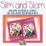 Pochette Slim & Slam, 1938-1939