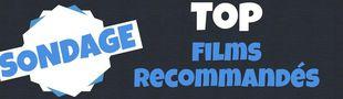 Cover Les films que vous recommandez le plus à vos amis