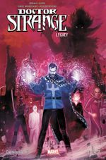 Couverture Damnation (II) - Doctor Strange Legacy, tome 2
