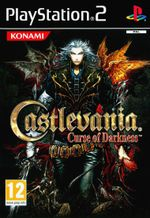 Jaquette Castlevania : Curse of Darkness
