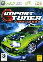 Jaquette Import Tuner Challenge