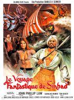 Affiche Le Voyage fantastique de Sinbad