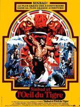 Affiche Sinbad et l'Œil du tigre
