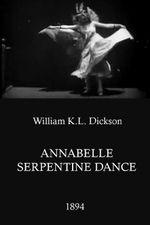 Affiche Annabelle's fire dance