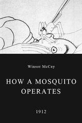 Affiche Comment opère un moustique
