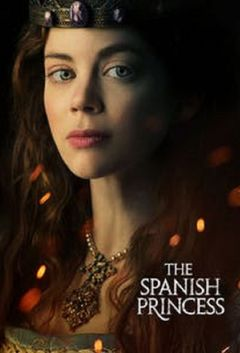 Affiche The Spanish Princess