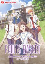 Affiche Fruits Basket