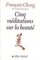 Couverture Cinq méditations sur la beauté
