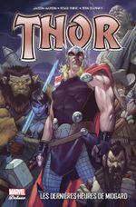 Couverture Thor : Les Dernières Heures de Midgard