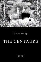 Affiche Les centaures