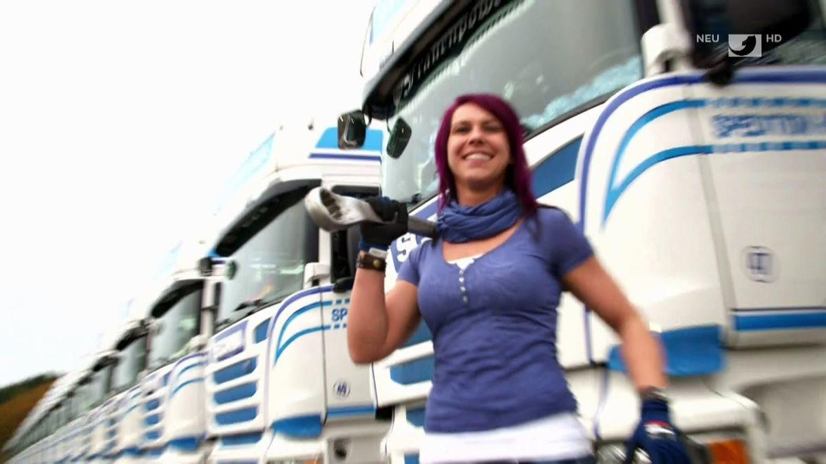trucker babe tinka