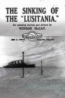 Affiche Le naufrage du Lusitania