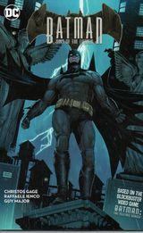 Couverture Batman: Sins of the Father