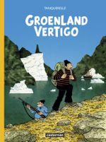 Couverture Groenland Vertigo
