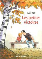 Couverture Les Petites Victoires