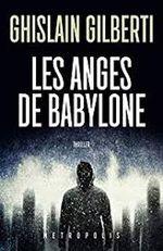 Couverture Les Anges de Babylone