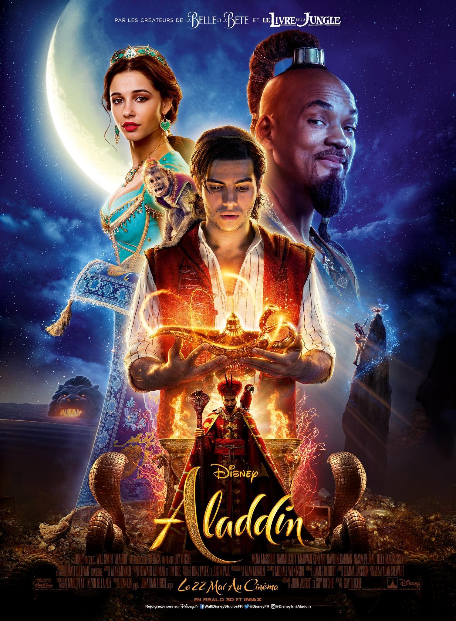 Aladdin Film 2019 Senscritique