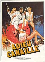 Affiche Adieu Canaille