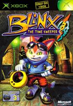 Jaquette Blinx : The Time Sweeper