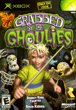 Jaquette Grabbed by the Ghoulies
