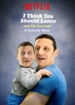 Affiche I Think You Should Leave with Tim Robinson