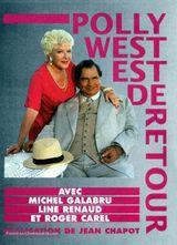 Affiche Polly West est de retour