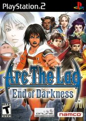 Jaquette Arc The Lad : End of Darkness