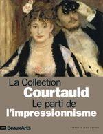 Couverture Beaux Arts - La Collection Courtauld