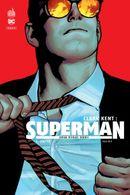 Couverture Clark Kent : Superman Tome 1
